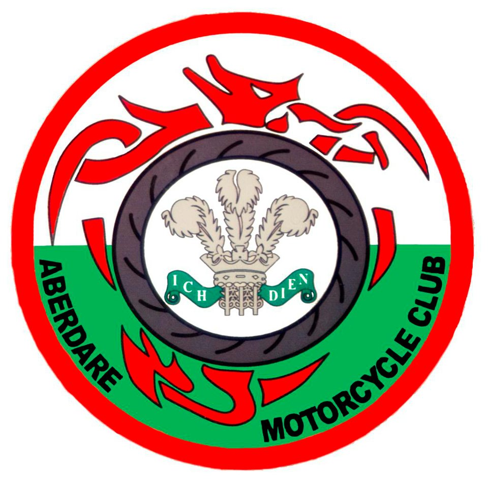 Aberdare Motorbike Club Patch