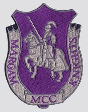 Margam Knights MCC Patch