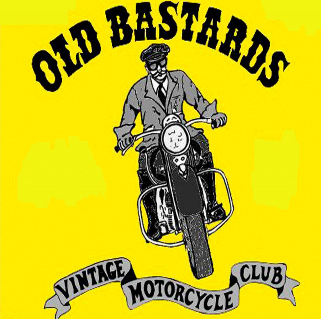 Old Bastards Vintage Bike Club Logo