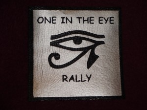 One in the Eye Rally Patch